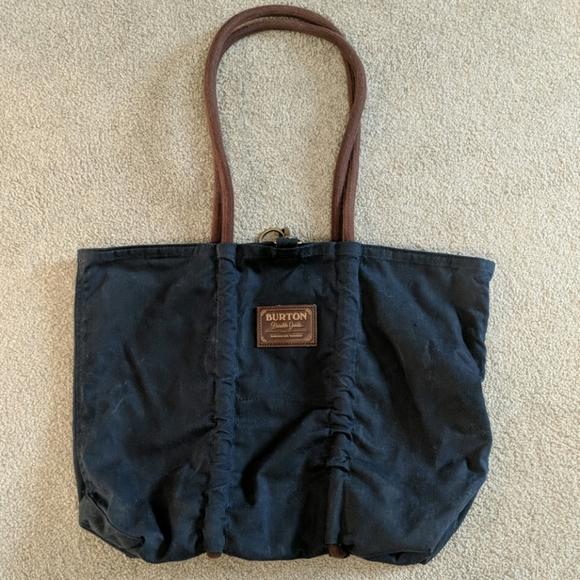 Burton Handbags - Burton canvas like tote